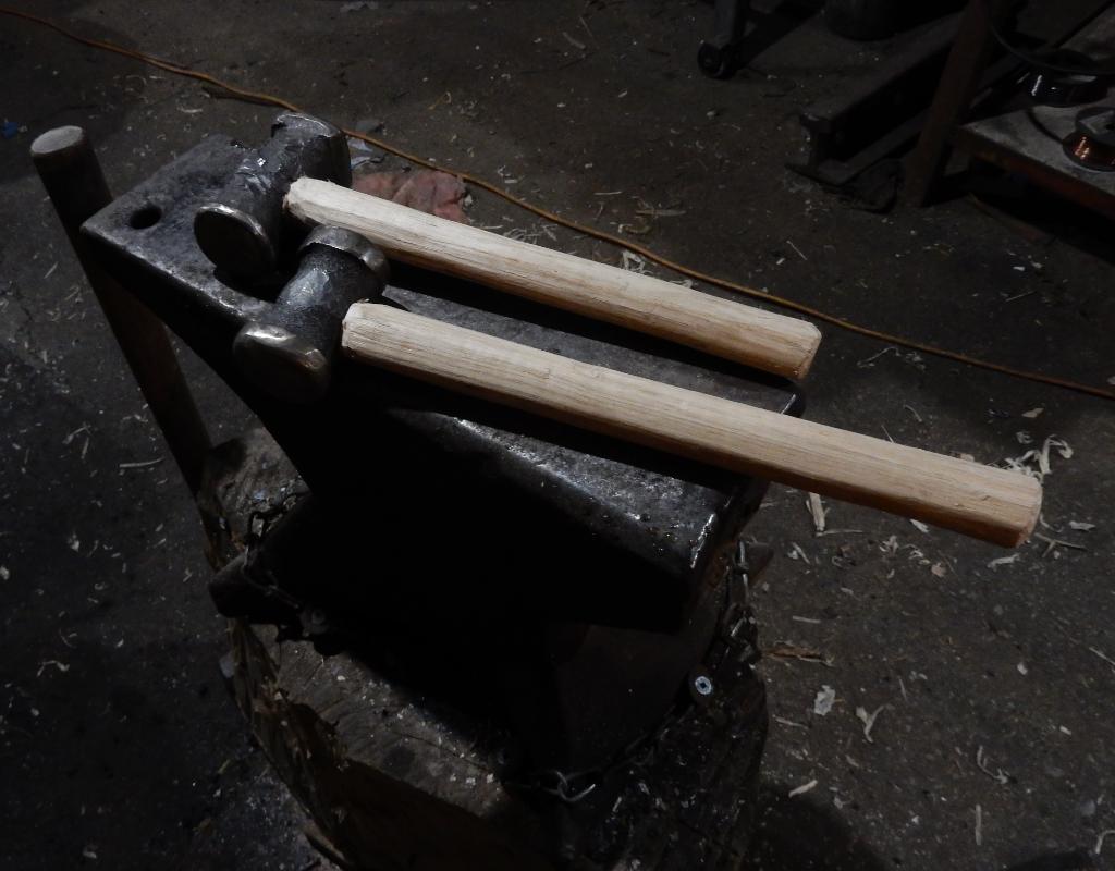 hammer forging
